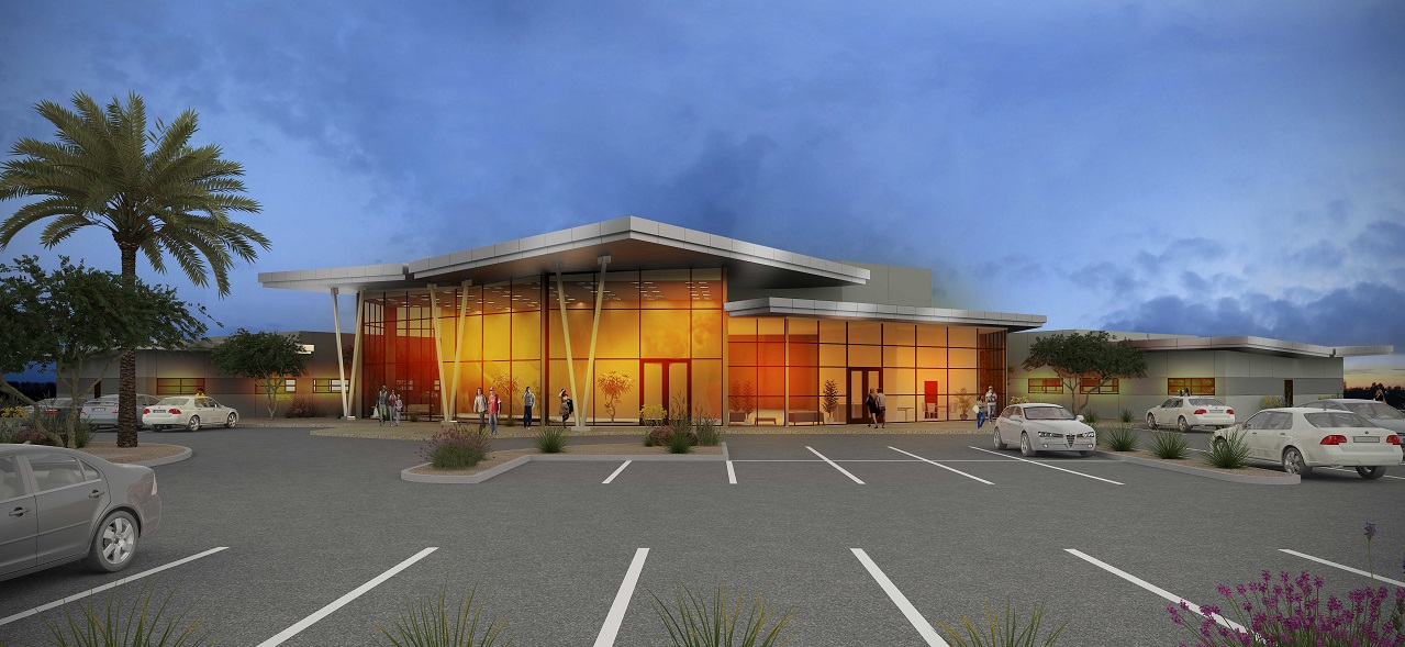 Grand Desert Hospital Rendering-Res1
